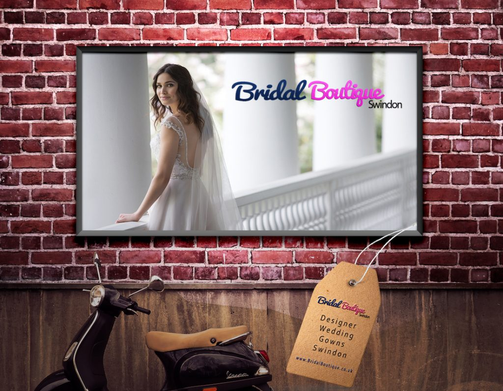 designer wedding dresses swindon
