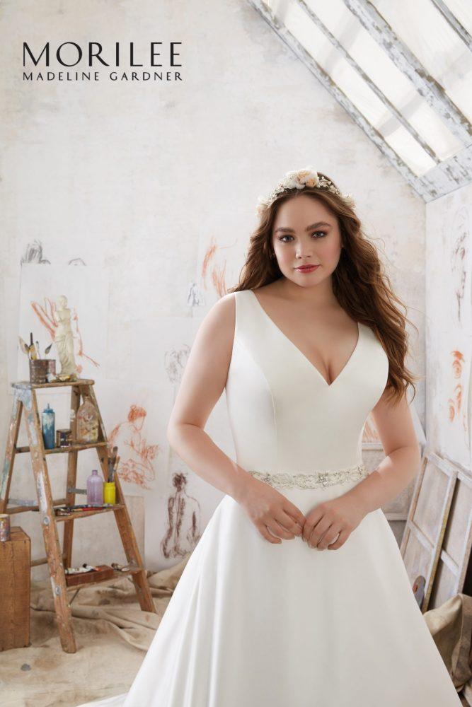 Plus Size Wedding Dresses | Bridal Boutique Swindon