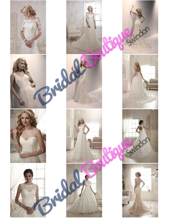 2018 Designer Gowns Collection by Bridal Boutique Swindon