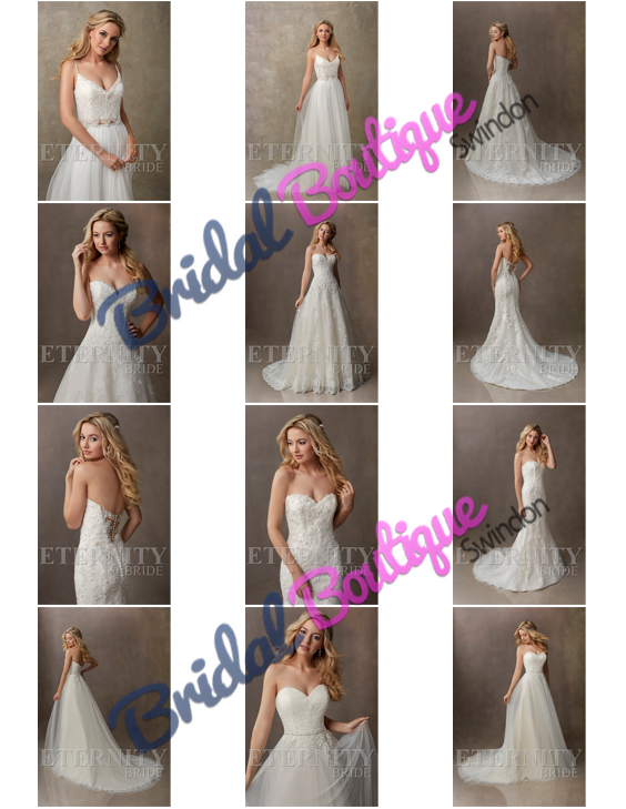 2018 Wedding Gowns Collection Swindon